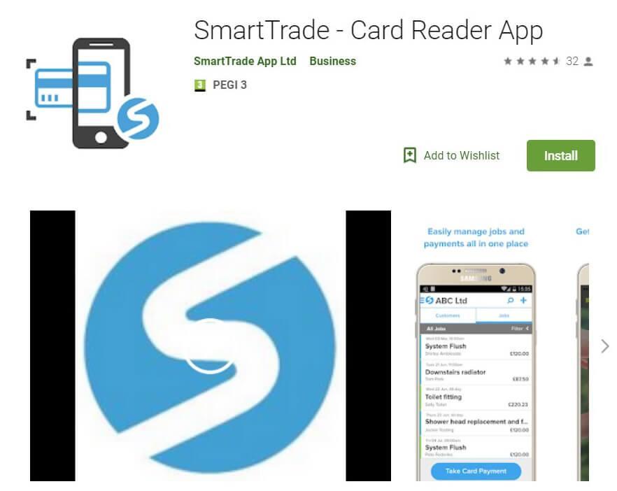 SmartTrade Google Play Listing Screenshot